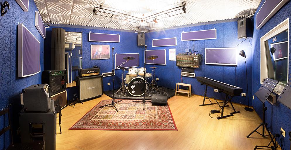 Piccola Sala Prove : Legend studio